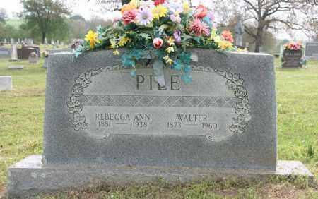 FRASIER PILE, REBECCA - Franklin County, Arkansas | REBECCA FRASIER PILE - Arkansas Gravestone Photos
