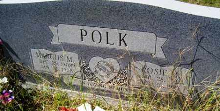 ROBINSON POLK, ROSIE MAY - Franklin County, Arkansas | ROSIE MAY ROBINSON POLK - Arkansas Gravestone Photos