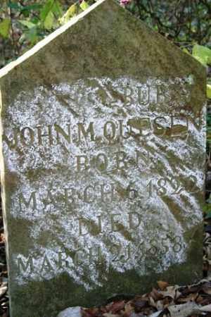 QUESENBURY, JOHN M - Franklin County, Arkansas | JOHN M QUESENBURY - Arkansas Gravestone Photos
