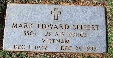 SEIFERT (VETERAN VIET), MARK EDWARD - Franklin County, Arkansas | MARK EDWARD SEIFERT (VETERAN VIET) - Arkansas Gravestone Photos