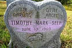 SELF, TIMOTHY MARK - Franklin County, Arkansas | TIMOTHY MARK SELF - Arkansas Gravestone Photos