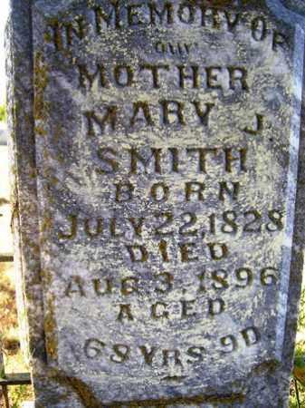 SMITH, MARY J - Franklin County, Arkansas | MARY J SMITH - Arkansas Gravestone Photos