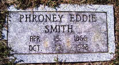 SMITH, PHRONEY EDDIE - Franklin County, Arkansas | PHRONEY EDDIE SMITH - Arkansas Gravestone Photos
