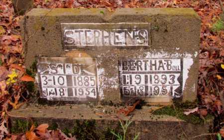 STEPHENS, SID - Franklin County, Arkansas | SID STEPHENS - Arkansas Gravestone Photos