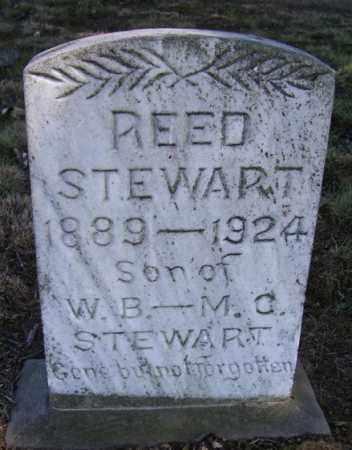 STEWART, REED - Franklin County, Arkansas | REED STEWART - Arkansas Gravestone Photos