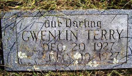 TERRY, GWENLIN - Franklin County, Arkansas   GWENLIN TERRY - Arkansas Gravestone Photos