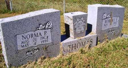 THOMAS, NORMA P. - Franklin County, Arkansas | NORMA P. THOMAS - Arkansas Gravestone Photos