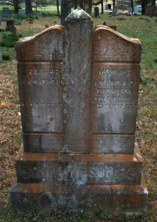 THOMPSON, WILLIAM M - Franklin County, Arkansas | WILLIAM M THOMPSON - Arkansas Gravestone Photos
