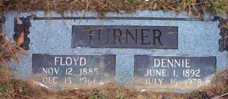 TURNER, FLOYD - Franklin County, Arkansas | FLOYD TURNER - Arkansas Gravestone Photos