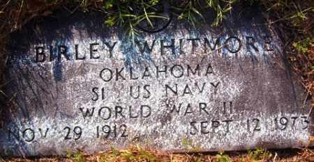 WHITMORE (VETERAN WWII), BIRLEY - Franklin County, Arkansas | BIRLEY WHITMORE (VETERAN WWII) - Arkansas Gravestone Photos