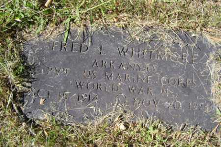 WHITMORE (VETERAN WWII), FRED - Franklin County, Arkansas | FRED WHITMORE (VETERAN WWII) - Arkansas Gravestone Photos