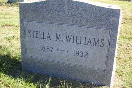 MILAM WILLIAMS, STELLA MAY - Franklin County, Arkansas   STELLA MAY MILAM WILLIAMS - Arkansas Gravestone Photos