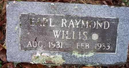 WILLIS, EARL RAYMOND - Franklin County, Arkansas | EARL RAYMOND WILLIS - Arkansas Gravestone Photos