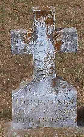 OCKENFELS, HUBERT VECENT - Franklin County, Arkansas   HUBERT VECENT OCKENFELS - Arkansas Gravestone Photos