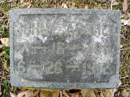 ARCHER, JOHN - Fulton County, Arkansas   JOHN ARCHER - Arkansas Gravestone Photos