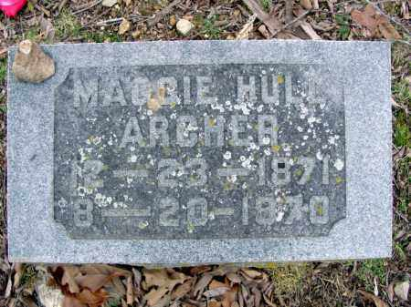 ARCHER, MAGGIE - Fulton County, Arkansas | MAGGIE ARCHER - Arkansas Gravestone Photos