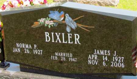 BIXLER, JAMES J - Fulton County, Arkansas | JAMES J BIXLER - Arkansas Gravestone Photos