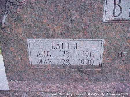 SANDERS BRAY, EATHEL L. - Fulton County, Arkansas | EATHEL L. SANDERS BRAY - Arkansas Gravestone Photos