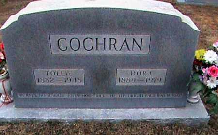 COCHRAN, DORA - Fulton County, Arkansas | DORA COCHRAN - Arkansas Gravestone Photos