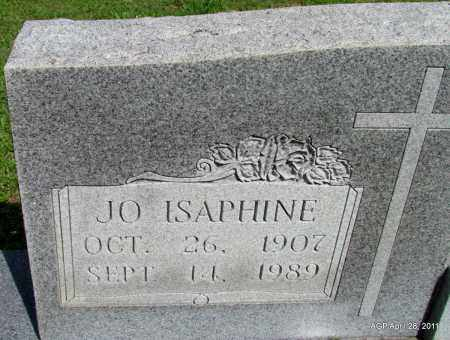 COOPER, JO ISAPHINE (CLOSE UP) - Fulton County, Arkansas | JO ISAPHINE (CLOSE UP) COOPER - Arkansas Gravestone Photos