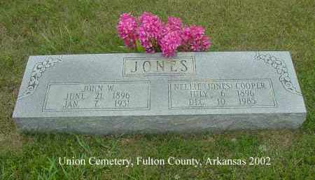 COOPER, NELLIE - Fulton County, Arkansas | NELLIE COOPER - Arkansas Gravestone Photos