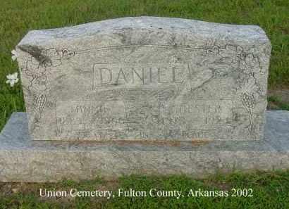DANIEL, MINNIE - Fulton County, Arkansas   MINNIE DANIEL - Arkansas Gravestone Photos