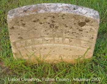 DANIEL, MARTHA E. - Fulton County, Arkansas   MARTHA E. DANIEL - Arkansas Gravestone Photos