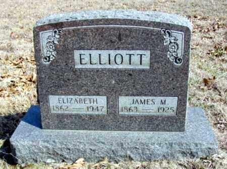 ELLIOTT, JAMES M. - Fulton County, Arkansas | JAMES M. ELLIOTT - Arkansas Gravestone Photos