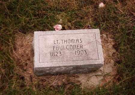 FAULCONER II (VETERAN UNION), THOMAS - Fulton County, Arkansas | THOMAS FAULCONER II (VETERAN UNION) - Arkansas Gravestone Photos