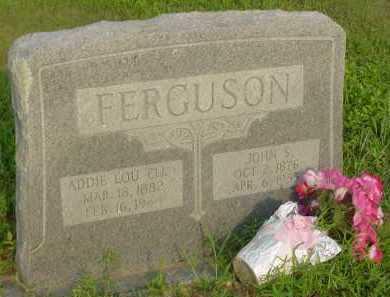 """MURRAY FERGUSON, ADDIE ELLA """"LOU"""" - Fulton County, Arkansas   ADDIE ELLA """"LOU"""" MURRAY FERGUSON - Arkansas Gravestone Photos"""