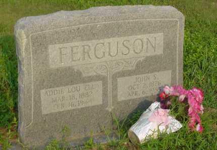 FERGUSON, JOHN SHADRACK - Fulton County, Arkansas   JOHN SHADRACK FERGUSON - Arkansas Gravestone Photos