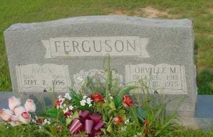 FERGUSON, ORVILLE M. - Fulton County, Arkansas | ORVILLE M. FERGUSON - Arkansas Gravestone Photos