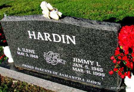 HARDIN, JIMMY L - Fulton County, Arkansas   JIMMY L HARDIN - Arkansas Gravestone Photos