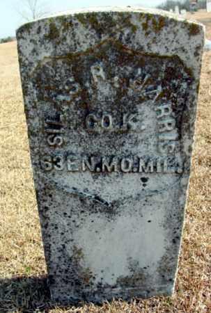 HARRIS (VETERAN UNION), SILAS RANDOLPH - Fulton County, Arkansas | SILAS RANDOLPH HARRIS (VETERAN UNION) - Arkansas Gravestone Photos