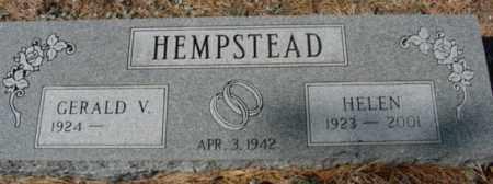 HEMPSTEAD, HELEN - Fulton County, Arkansas | HELEN HEMPSTEAD - Arkansas Gravestone Photos