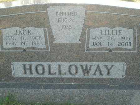 MANES HOLLOWAY, LILLIE A - Fulton County, Arkansas | LILLIE A MANES HOLLOWAY - Arkansas Gravestone Photos