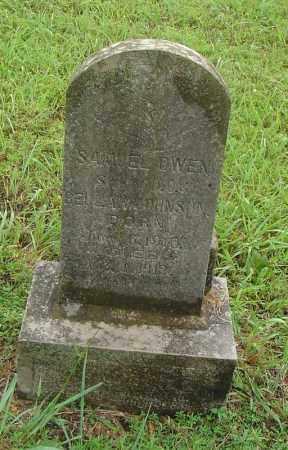 JOHNSON, SAMUEL OWEN - Fulton County, Arkansas | SAMUEL OWEN JOHNSON - Arkansas Gravestone Photos