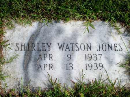 JONES, SHIRLEY - Fulton County, Arkansas   SHIRLEY JONES - Arkansas Gravestone Photos