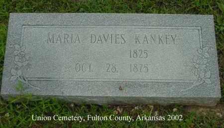 KANKEY, MARIA - Fulton County, Arkansas | MARIA KANKEY - Arkansas Gravestone Photos