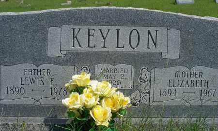 DUREN KEYLON, ELIZABETH - Fulton County, Arkansas | ELIZABETH DUREN KEYLON - Arkansas Gravestone Photos