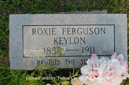 "KEYLON, ROXANNE ""ROXIE"" - Fulton County, Arkansas   ROXANNE ""ROXIE"" KEYLON - Arkansas Gravestone Photos"