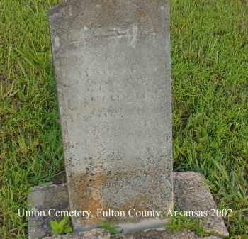 LAWRENCE, BITHA L. - Fulton County, Arkansas | BITHA L. LAWRENCE - Arkansas Gravestone Photos