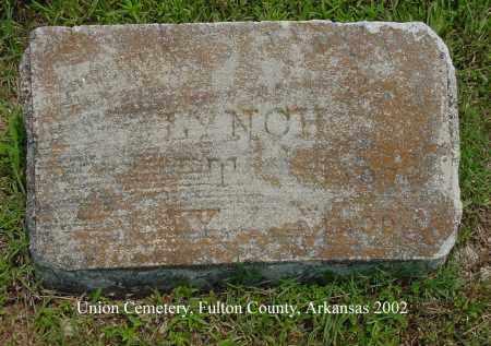 LYNCH, ETTA MAE - Fulton County, Arkansas | ETTA MAE LYNCH - Arkansas Gravestone Photos