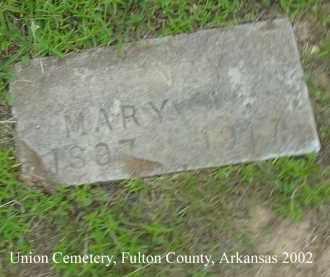 MATNEY, MARY L. - Fulton County, Arkansas | MARY L. MATNEY - Arkansas Gravestone Photos