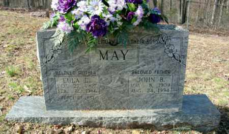 MAY, EULA E. - Fulton County, Arkansas | EULA E. MAY - Arkansas Gravestone Photos