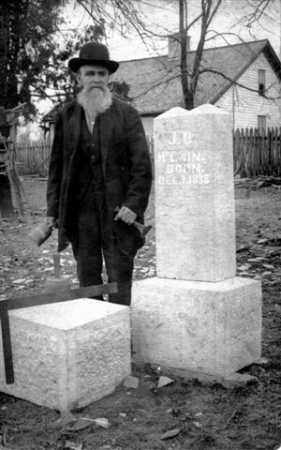 MC LAIN, JOHN BUCHANAN. - Fulton County, Arkansas | JOHN BUCHANAN. MC LAIN - Arkansas Gravestone Photos