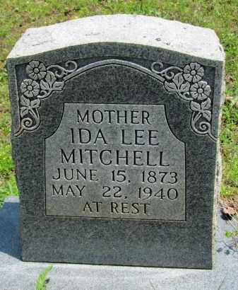 MITCHELL, IDA LEE - Fulton County, Arkansas | IDA LEE MITCHELL - Arkansas Gravestone Photos