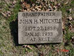 MITCHELL, JOHN H. - Fulton County, Arkansas | JOHN H. MITCHELL - Arkansas Gravestone Photos
