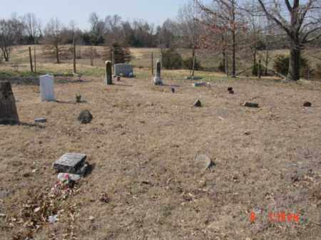 *MIZE CEMETERY VIEW,  - Fulton County, Arkansas |  *MIZE CEMETERY VIEW - Arkansas Gravestone Photos