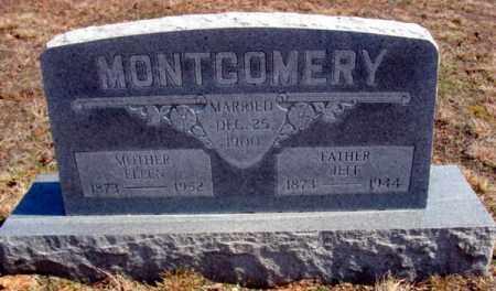 MONTGOMERY, ELLEN (MARTIN) - Fulton County, Arkansas | ELLEN (MARTIN) MONTGOMERY - Arkansas Gravestone Photos